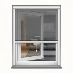 Moskitiera okienna - rolowana